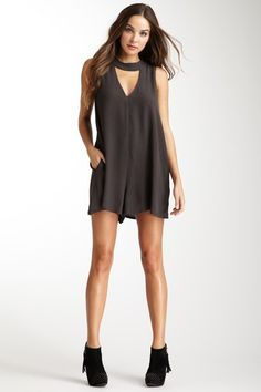 Cameo Atomic Betty Romper: whoa, love this. look good on me, tho?