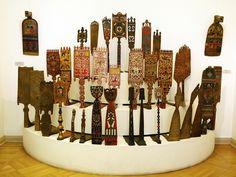 Орнамент и стиль в ДПИ - Русское народное искусство XVIII-XX вв. в Русском музее