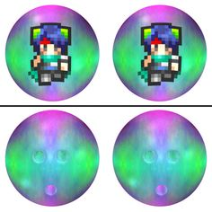 Dot Warrior Boy Bowling Ball / Cross Eye / #Boy