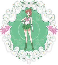 Sailor Jupiter by SM Crystal III