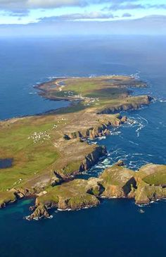 Tory Island in Ireland