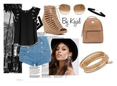 """""""No. 38"""" by kajalsandy123 on Polyvore featuring ASOS, Pierre Balmain, GUESS by Marciano, Top Moda, Chloé and Jennifer Lopez"""