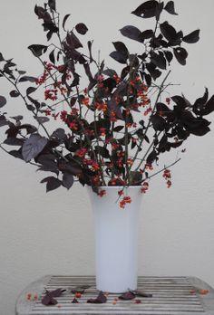 ReNika.cz: Autumn flower decoration