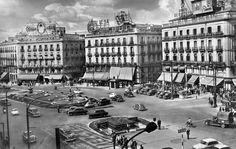 PUERTA DEL SOL - 1960