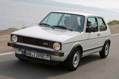 1976 Volkswagen Golf I GTI, my first car! Vw Golf Cabrio, Volkswagen Golf Mk1, Vw Mk1, Golf 1, Vmax, Custom Wheels, Dream Cars, Ikon, Automobile