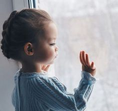 Seeing Snow through a child's eyes... Magical.
