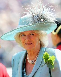 The Duchess of Cornwall / Philip Treacy