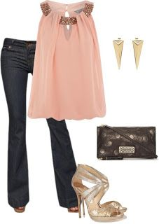 nice coral outfits. #summer fashion. #womens fashion