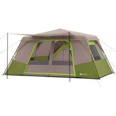 Ozark Trail 11 Person 3 Room Instant Cabin Tent with back room & awning $170