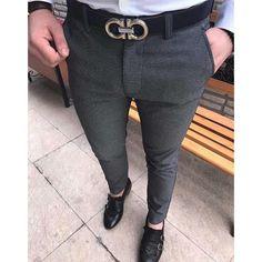 Mens Tailored Suits, Slim Suit, Slim Man, Mens Suits, Slim Fit Dress Pants, Slim Fit Trousers, Slim Fit Dresses, Dress Trousers, Vintage Suit
