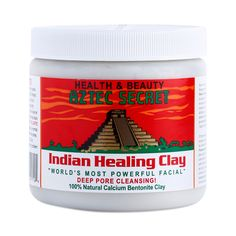 Shop Aztec Secret Indian Healing Clay at wholesale price only at ThriveMarket.com