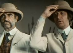 Sean Connery and Michael Caine, The Man Who Would Be King (1975), directed by John Huston