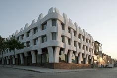 BINAA | BUILDING \ INNOVATION \ ARTS \ ARCHITECTURE - Project - ArgulWeave