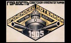 Alexander Rodchenko's poster for Battleship Potemkin