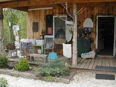 Notforgotten Farm: Porches....