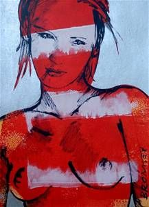 David Bromley David Bromley, Female Torso, Contemporary Paintings, Drawing S, Face And Body, Projects To Try, Nude, Fine Art, Interior Design