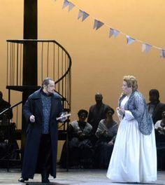 ★★ Stiffelio torna a Venezia @teatrolafenice