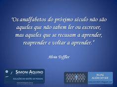 Analfabetos, por Alvin Toffler