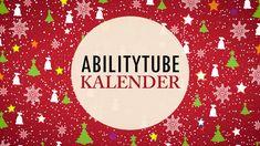 Mein Video-Adventskalender 2018 stellt täglich im Advent einen Influencer, eine Influencerin mit Behinderung vor. Influencer, Advent Calenders