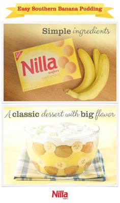 Much better when I used the Cook and serve pudding.  Easy Southern Banana Pudding by nillawafers: Classic goodness! #Pudding #Banana #Nillawafers