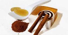 Aclarar el pelo con miel y canela