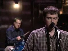 Weezer- Say it Ain't So (letterman) This is an example of how good weezer are...rivers isn't even really all that interesting in the performance, but it still sounds amazing and so freaking goood!