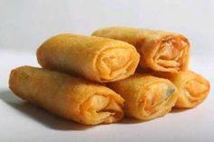 loempia-semarang Egg Roll Recipes, Dutch Recipes, Asian Recipes, Gourmet Recipes, Great Recipes, Gourmet Foods, Indonesian Food Traditional, Suriname Food, Semarang