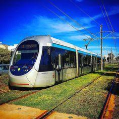 Urban transport  #tram #athens #greece #glyfada #instalifo