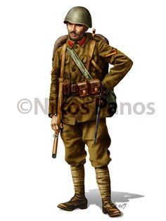 uniformi greche ww2 | Ciao a tutti, avrei in mente un diorama particolare, e mi servirebbero dei figurini vestiti ed equipaggiati come fanti greci o cret