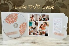 Luxe DVD Cases