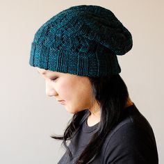 Ravelry: North Wind Hat pattern by Felicia Lo