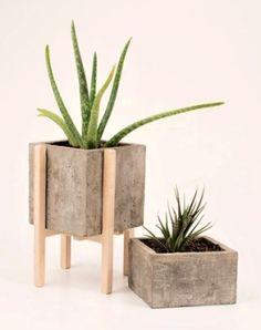 Výsledek obrázku pro betonové květináče