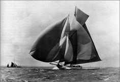 Susanne, Built by William Fife III 1906.