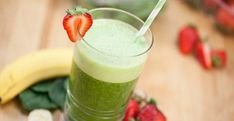 Basic Green Smoothie – Blendtec Green Monster Smoothie Recipe, Easy Green Smoothie Recipes, Yummy Smoothies, Smoothie Drinks, Yummy Drinks, Green Smoothies, Fast Metabolism Diet, Best Blenders, Greens Recipe