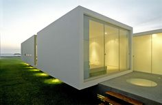 Beach House in Las Arenas by Javier Artadi Arquitecto