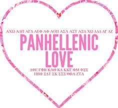 Pan Love!