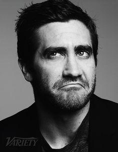 Jake Gyllenhaal by Ben Hassett for Variety • 2014