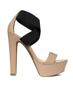 N- Jessica Simpson Shoes, Pattina Platform Sandals - Sandals - Shoes - Macy's