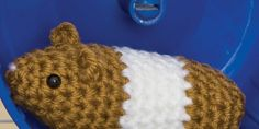 Get information on amigurumi crochet patterns. Improve your knowledge on this and find out more about crochet with Idiot's Guides.