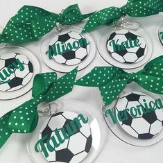 Excited to share this item from my shop: Soccer Bag Tags in Your Choice of Colors, Personalized, Gifts for Soccer Soccer Gifts, Soccer Party, Team Gifts, Soccer Ball, Real Soccer, Soccer Birthday, Soccer Stuff, Sports Gifts, Soccer Locker