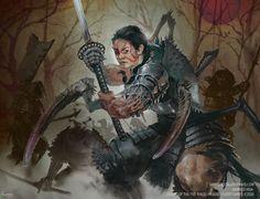Dnd Characters, Fantasy Characters, Fantasy Character Design, Character Inspiration, L5r, Renaissance, Concept Art, Japanese, Conan