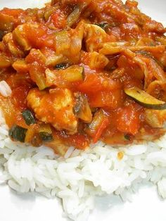 High Protein Vegetarian Recipes, Diet Recipes, Cooking Recipes, Healthy Recipes, Healthy Dishes, Healthy Eating, Curry, Home Food, Chicken And Vegetables
