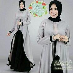 Ideas Fashion Hijab Remaja Kulot For 2019 H&m Fashion, Muslim Fashion, Denim Fashion, Hijab Fashion, Fashion Outfits, Trendy Fashion, Fashion Design Books, Winter 2018 Fashion, Hijab Style Dress