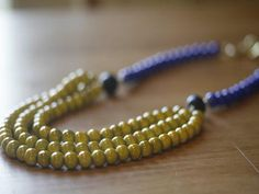 Real Simple Color Block Necklace | Erin McDermott Jewelry