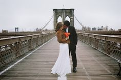 Elopement photographer in NYC