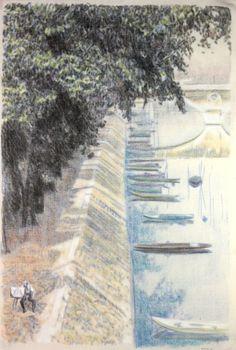 Summer on the Seine