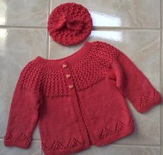Ravelry: Project Gallery for Amabel Cardigan pattern by Anne Dresow