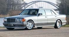 1989 Mercedes-Benz 560 SEL AMG With Hammer Will Never Go Out Of Style cars luxury car quotes living in car car ride quotes decorating car car rides on car in the car car ideas Mercedes W126, Mercedes Benz Cars, Mercedes S Class, Ford 4x4, Classic Mercedes, Lexus Cars, Cars And Coffee, Mode Of Transport, Car Car