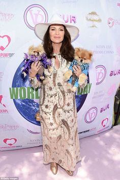 Still in the game: Lisa Vanderpump confirmed on Thursday that she will be returning for the next season of Real Housewives of Beverly Hills
