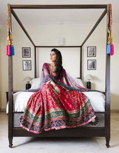 Bridal Collection by Ritu Kumar | Fashion in New Look